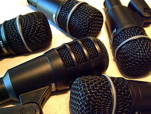 superlux 5pc drum microphones ebay. Black Bedroom Furniture Sets. Home Design Ideas